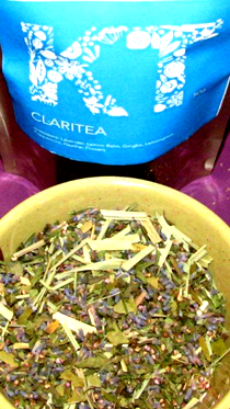Tea with Logo